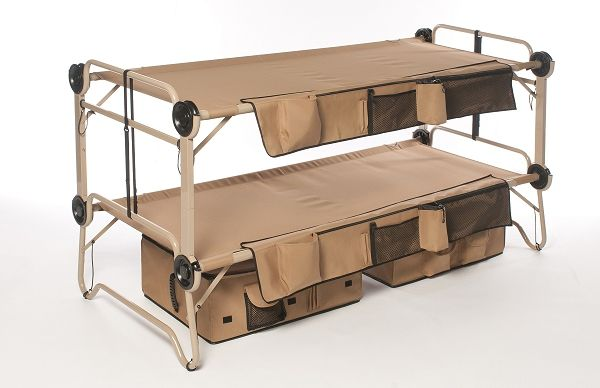Discobed Armobunk With Footlocker Military Bunk Bed