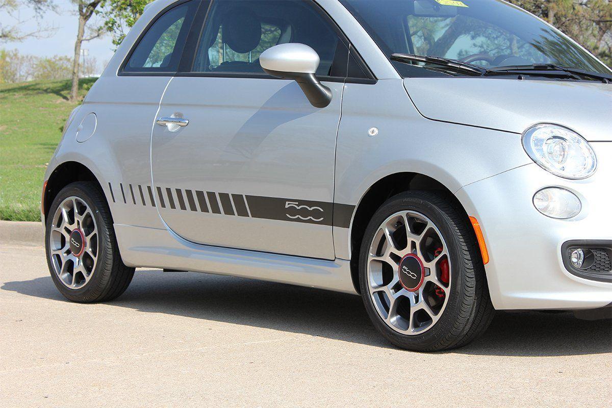 Amazon Com Fiat Rockers 2011 2015 Fiat 500 Lower Rocker Door Striping Vinyl Graphic Decal Stripes Fits All Models Color 3m 68 Fiat 500 2015 Fiat 500 Fiat [ 800 x 1200 Pixel ]