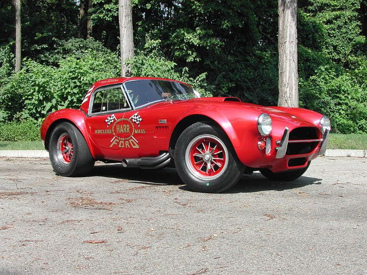 "1966 Shelby 427 Cobra CSX3198  ""DRAGONSNAKE"""