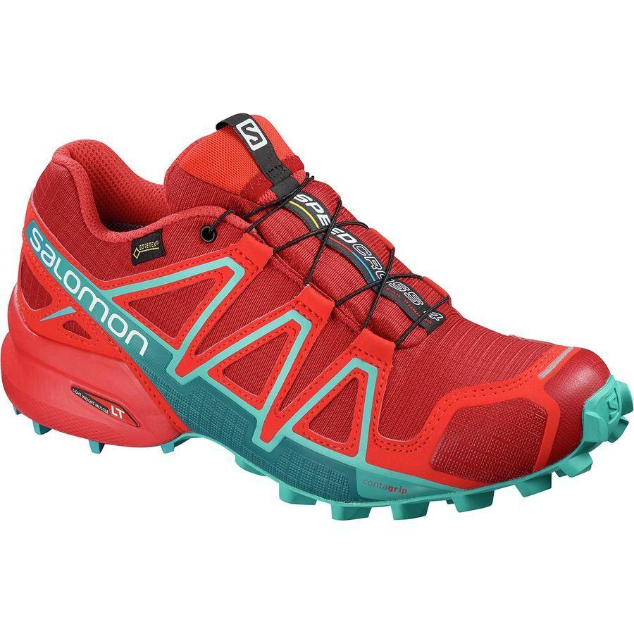Speedcross 5 Gtx Trail Running Shoe Women S In 2020 Trail Running Shoes Women Running Shoes Trail Running Shoes