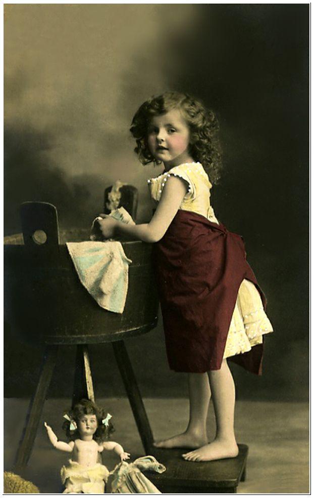 Винтаж детское. Фото, открытки, клипарты PNG, рамки для ...