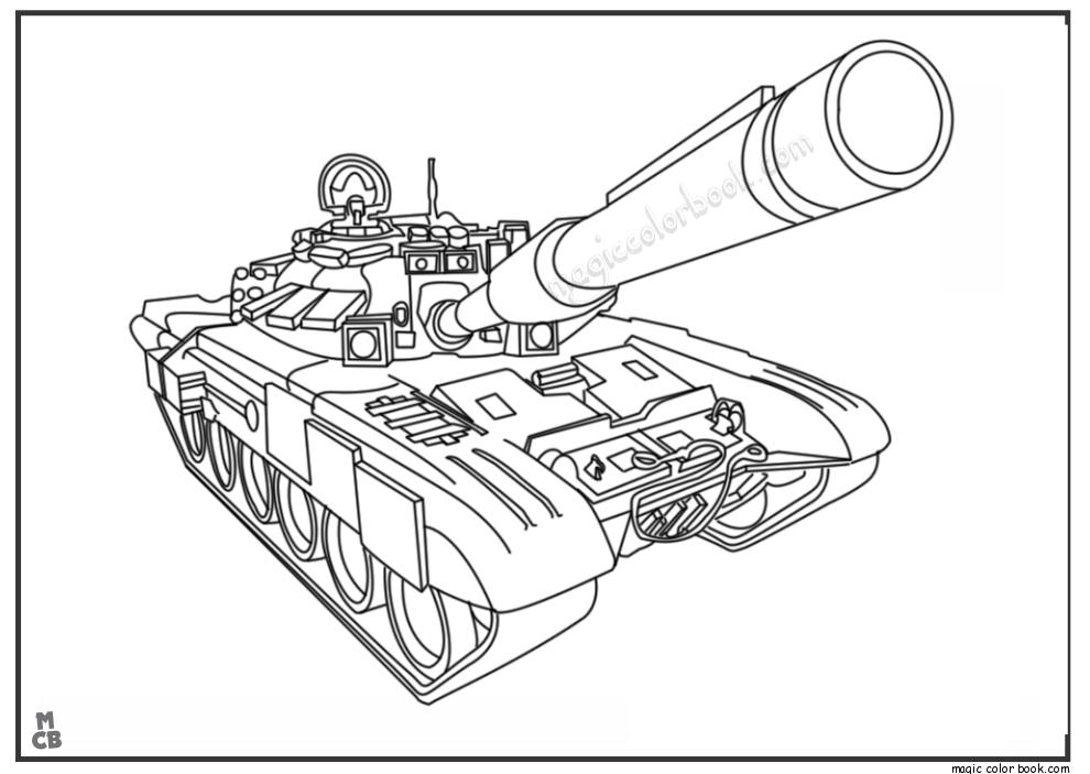 Ausmalbilder Panzer Bundeswehr Kinder Ausmalbilder