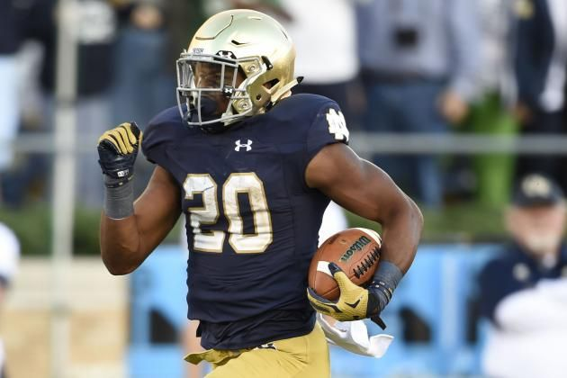 Notre Dame's C.J. Prosise Runs Out Of Game Due To Sports Injuries - http://www.healthaim.com/notre-dames-c-j-prosise-runs-game-due-sports-injuries/31948