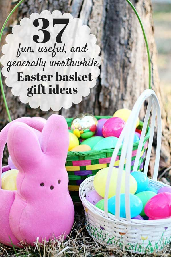 37 fun useful and generally worthwhile gifts for your kids easter 37 fun useful and generally worthwhile gifts for your kids easter baskets negle Images