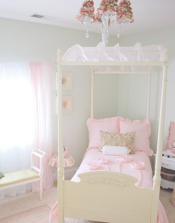 15 Stylish, Chic And Sophisticated Canopy Beds For Girls Home Design Ideas