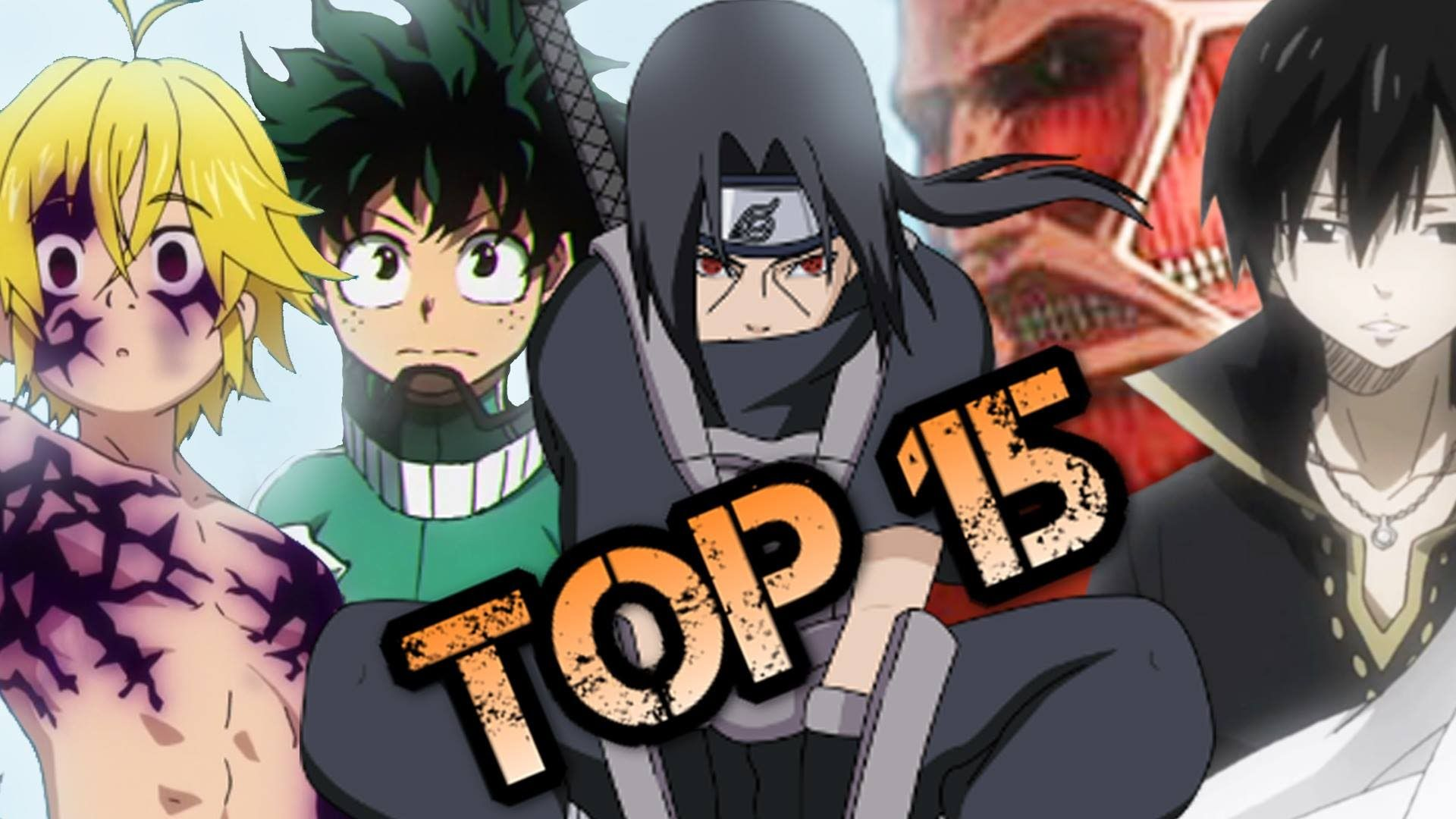 Over a hundred anime Check it out (With