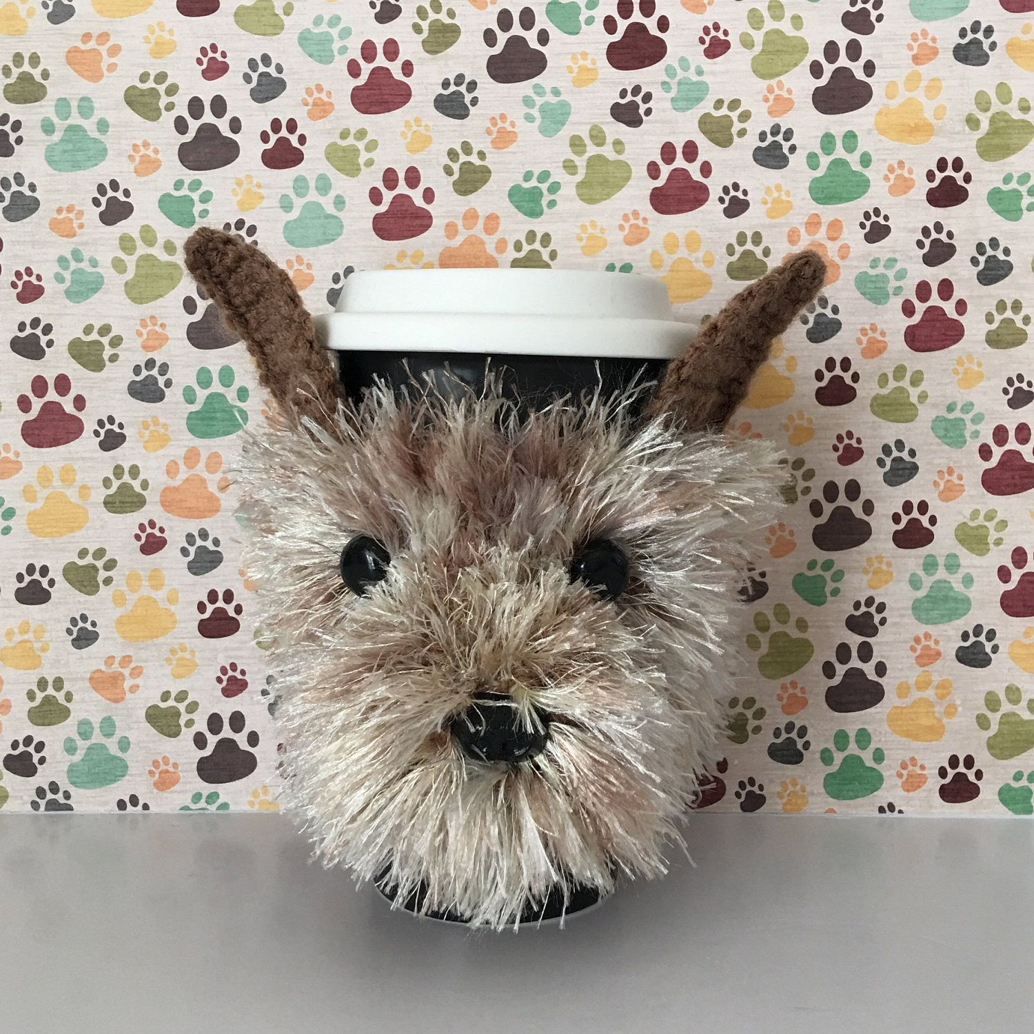 Cairn Terrier Mug Cozy Terrier Gifts Crazy Dog Lady Dog Lover