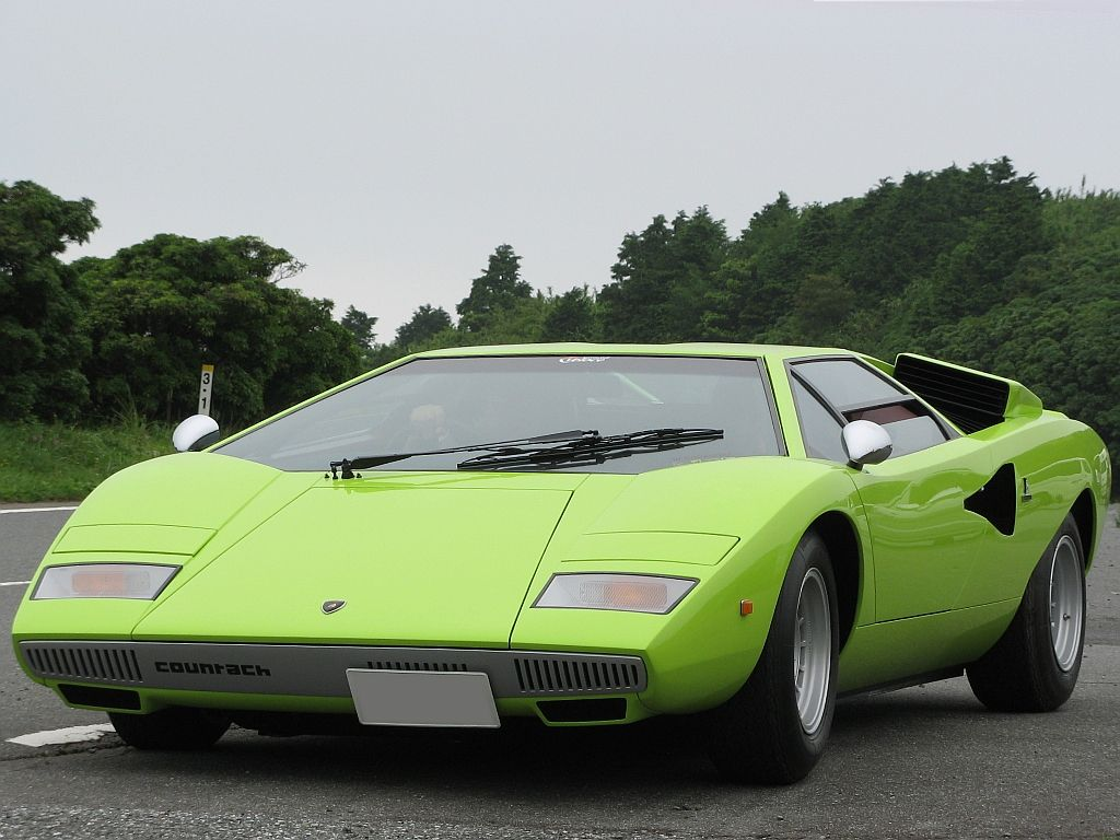 Lamborghini Countach LP400 1974 (el primero) | Lamborghini, Cars and ...