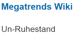 http://de.megatrends.wikia.com/wiki/Un-Ruhestand