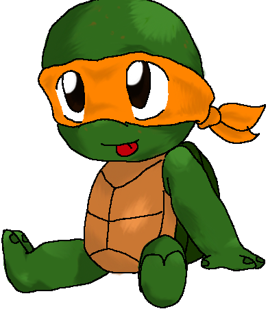 Baby Clothes- Ninja Turtle by Pyr0kitt3h on DeviantArt |Baby Ninja Turtles Drawings