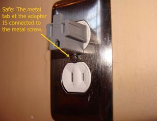 Safe Adapter Use My Apartment Mostly Only Has 2 Prong Outlets