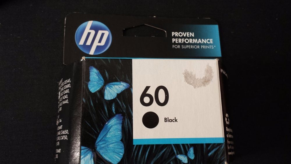 How To Get More Ink Out Of Hp 60 Cartridge