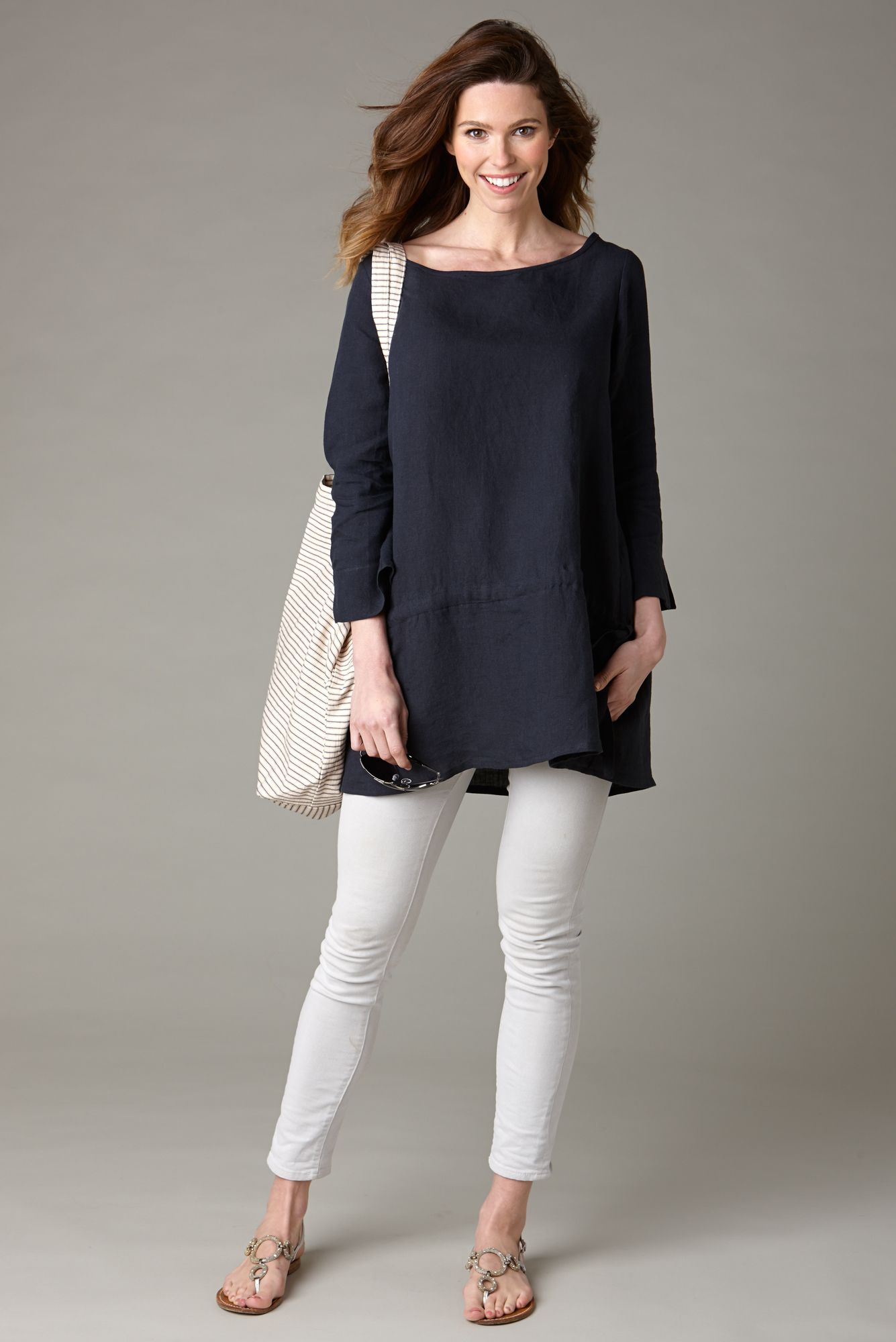 Tunic Dress and Leggings, The Ultimate Combination   Pinterest