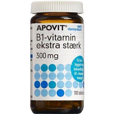apovit b1 vitamin 300 mg
