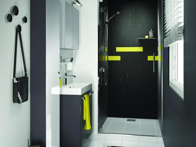 Badkamer Tegels Zwart : Jouw checklist voor je badkamer u modern u tegels u zwart en wit