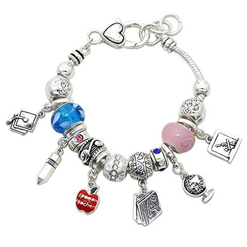best teacher pandora charms