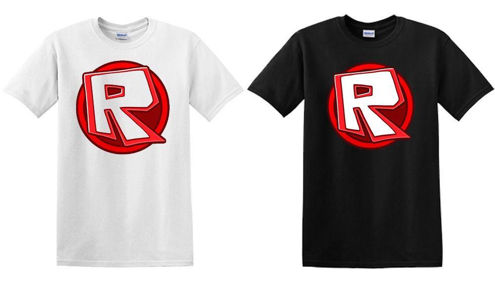 New Roblox T Shirt Black White Tee Shirt Men S Top 2 Handmade
