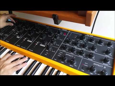 cool Studiologic Sledge as midi controller - TAL UNO LX V2