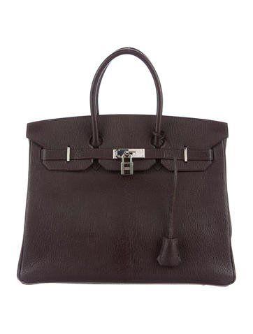 3f180ac59a Hermes Chevre de Coromandel Birkin 35 | Hermès | Birkin, Hermes, Bags