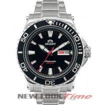 6464a96e590 Relógio ORIENT Automático 469SS049 P1SX  Scuba Diver 200m