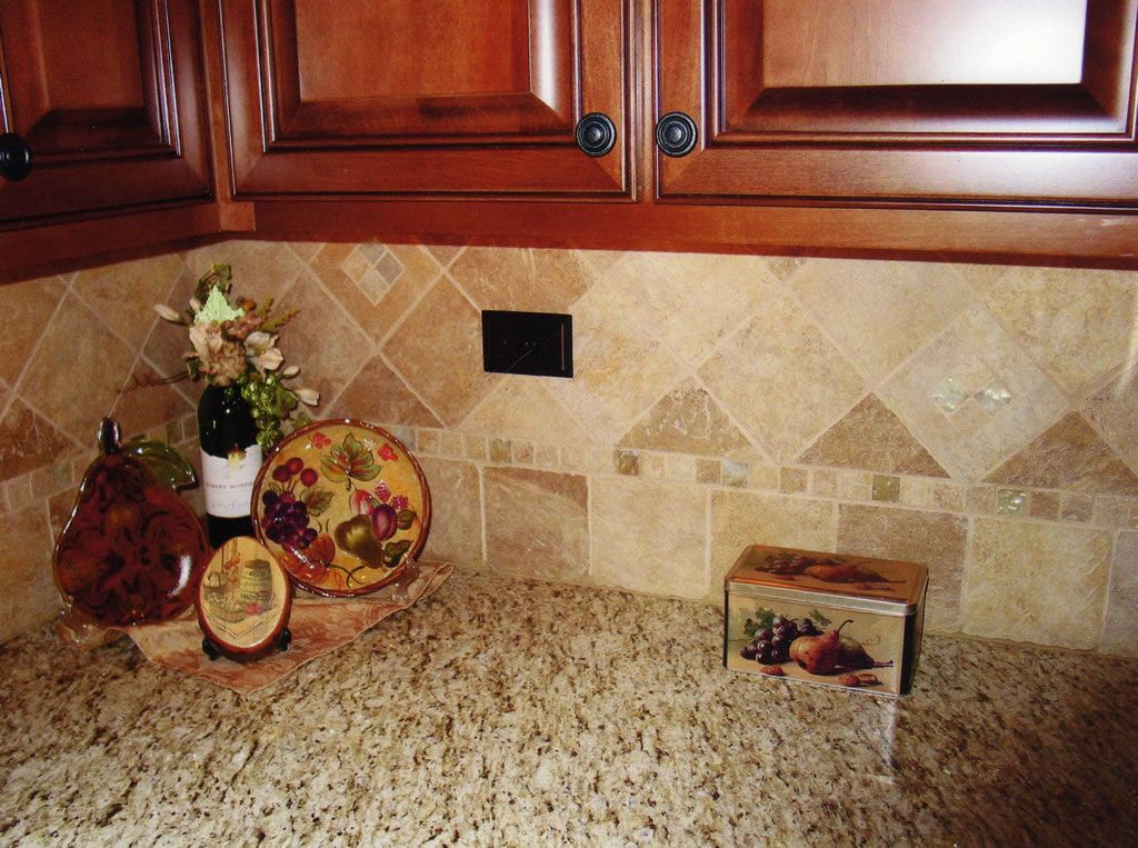 tile bathroom rustic backsplash ideas and pictures | KITCHEN ...
