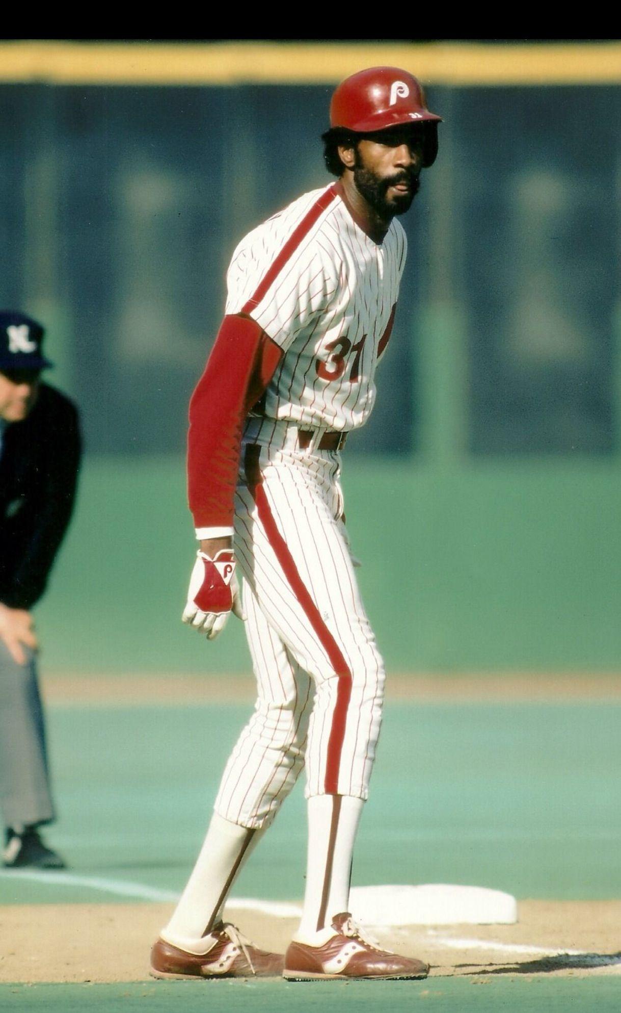 Garry Maddox With Images Philadelphia Phillies Baseball