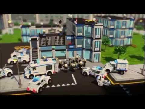 Lego City Police Stories Episodes 1 6 Legocom My Website
