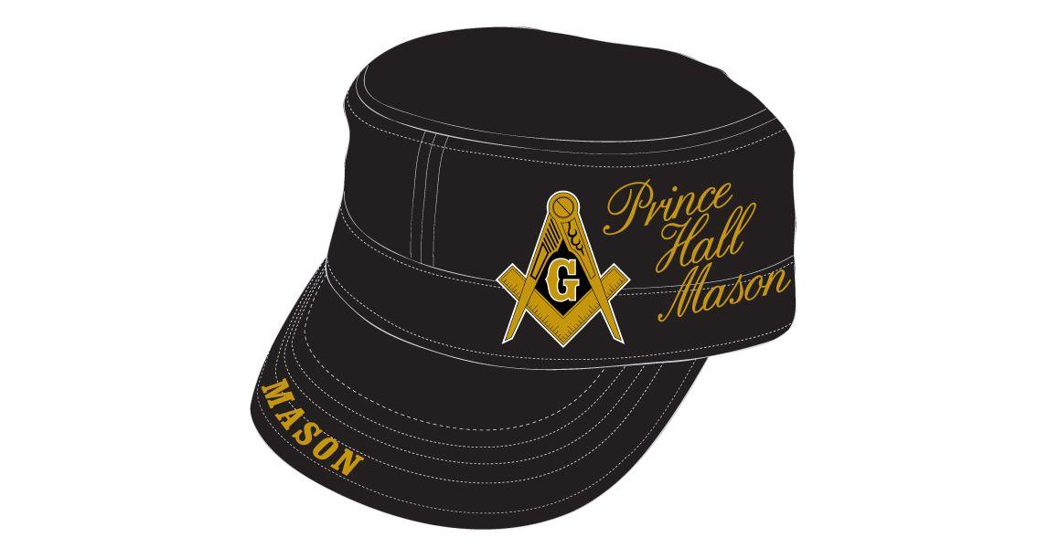 Masonic Prince Hall Cap Greek Paraphernalia Masonic Masonic Gifts