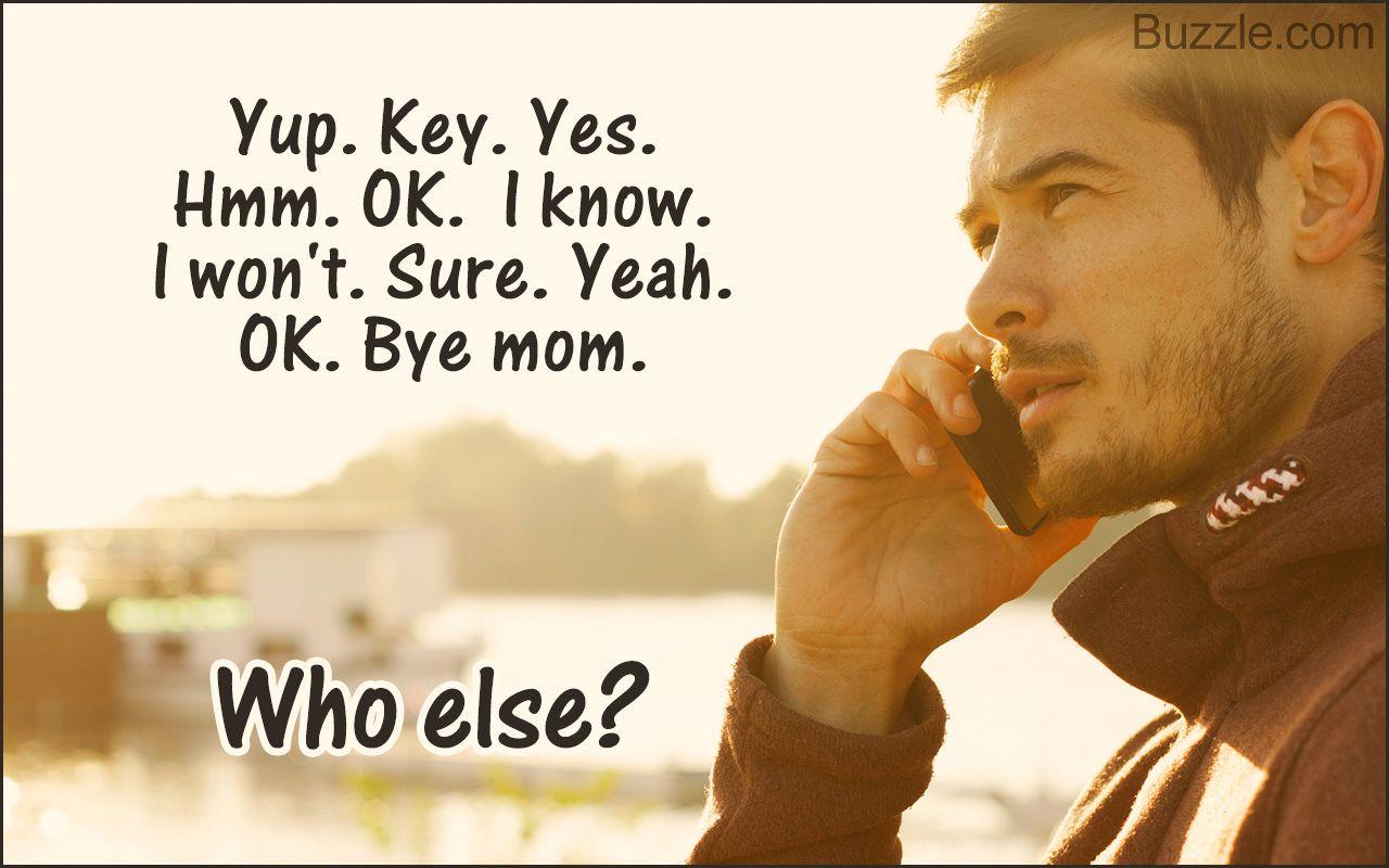 Handsome Man Talking On Mobile Phone At River Bank | Boy ...