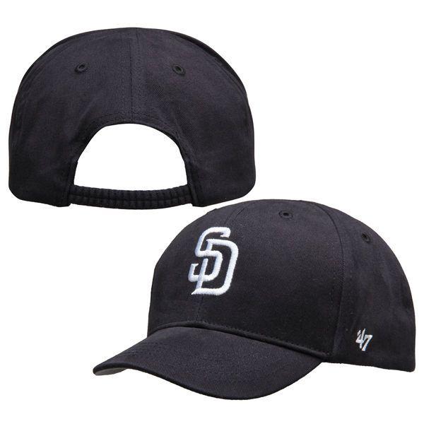 527482dfbda66 ... store 47 brand san diego padres infant navy blue home logo adjustable  hat 14.99 85e7e 53aa1