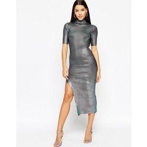 What's the 411? - ASOS Metallic Dresses