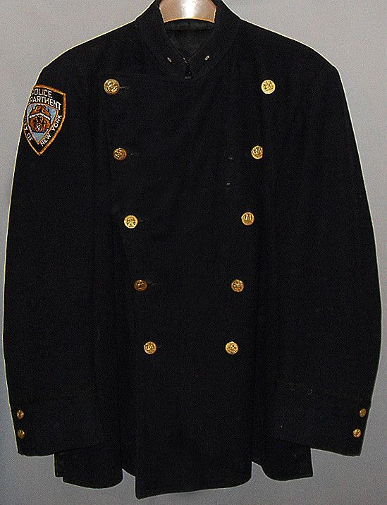 802a37d7 1930s NYPD coat | Arsenic and Old Lace in 2019 | Annie costume, Work ...