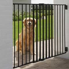 Buy Savic Outdoor Extendable Dog Barrier 95cm High At Guaranteed Cheapest Prices With Express Free Delivery Available N Dog Gate Dog Barrier Outdoor Dog Gate