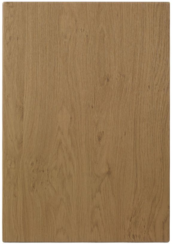 Kensington Range Oak Windsor Kitchen Door Thumbnail Cabinet