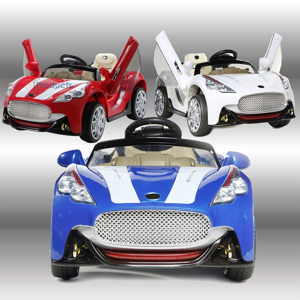 Toys cars for kids  MASERATI KIDS RIDE ON CARS ELECTRIC CHILDRENS V BATTERY REMOTE