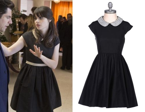 Where To Buy Clothes Jessica Day Wears In New Girl Fashion In