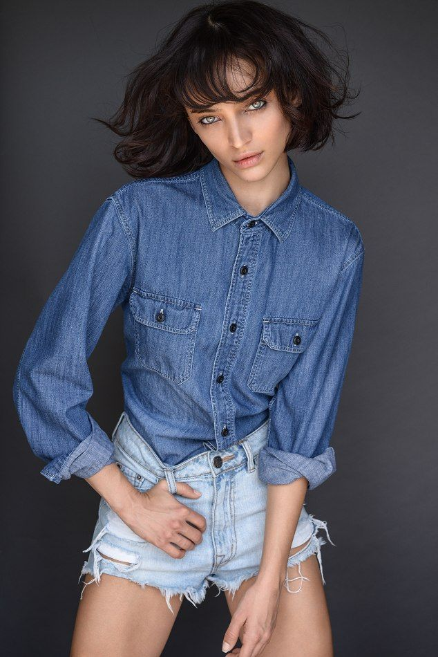 CELIA BECKER represented by Munich Models. Mainboard division