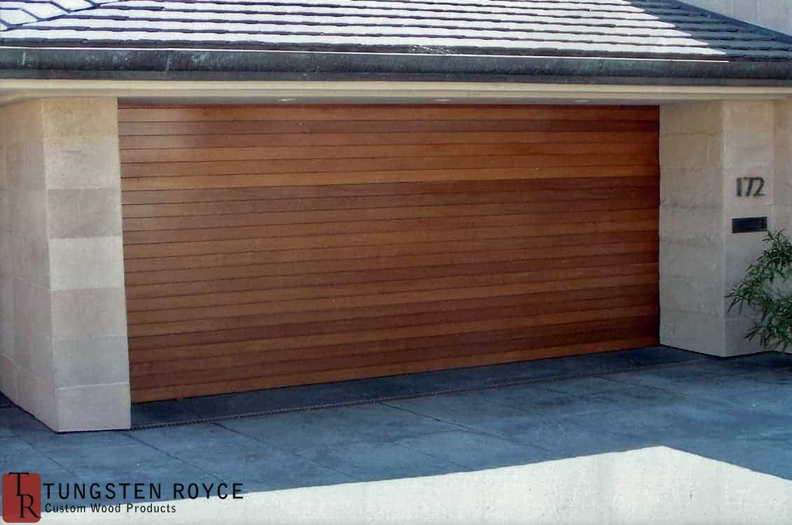 Modern Garage Doors Contemporary Garage Doors Tungsten Royce