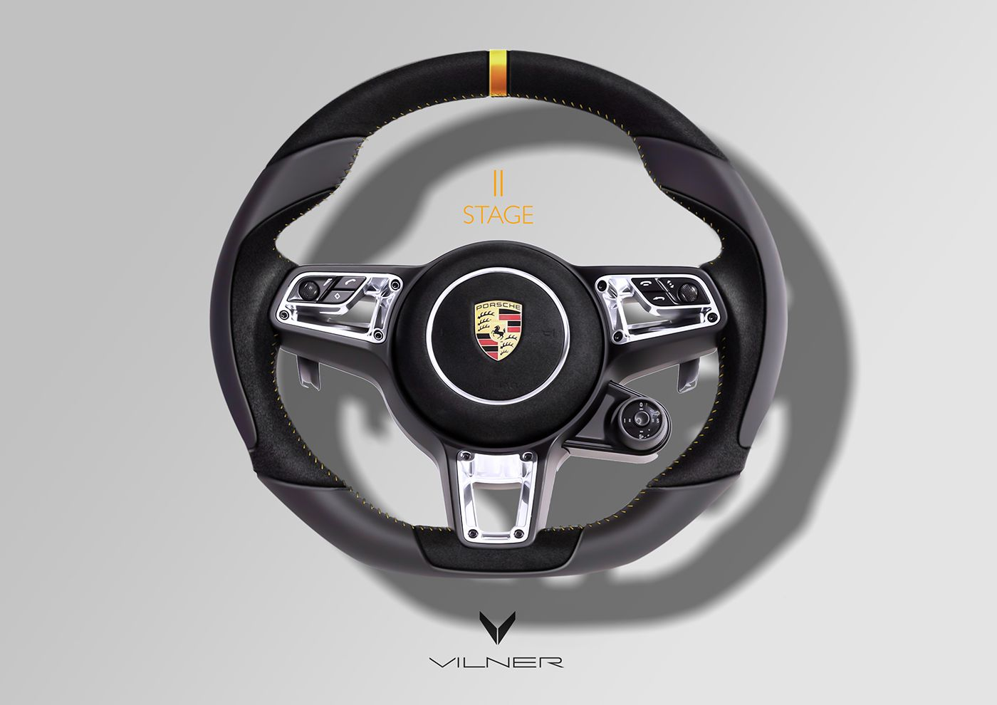 Luxury Steering Wheels Porsche On Behance Steering Wheel Wheel Running Shoes Fashion