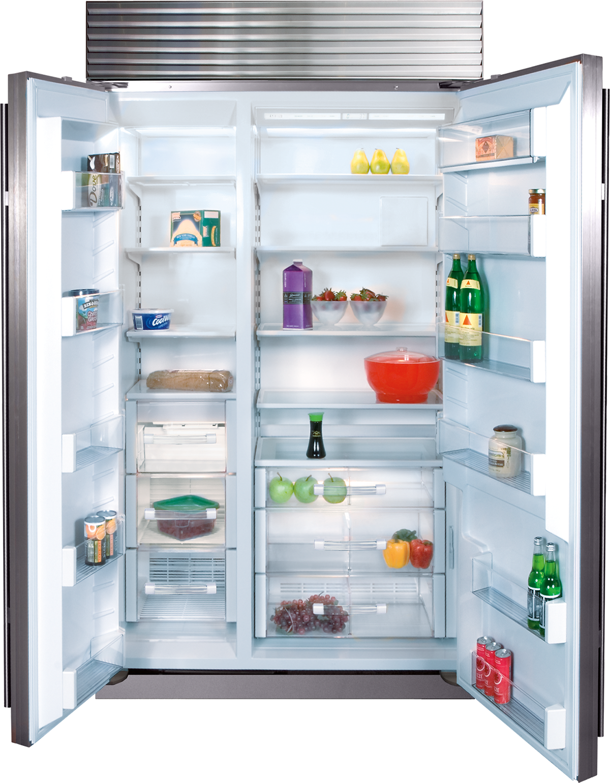 Side By Refrigerator Freezer