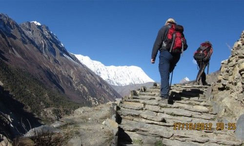 Short Trekking, Trek and Holidays With beside the Himalayan Treks
