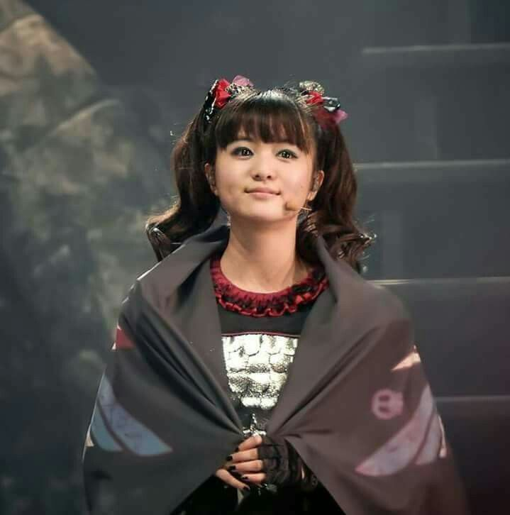 Moa from Babymetal