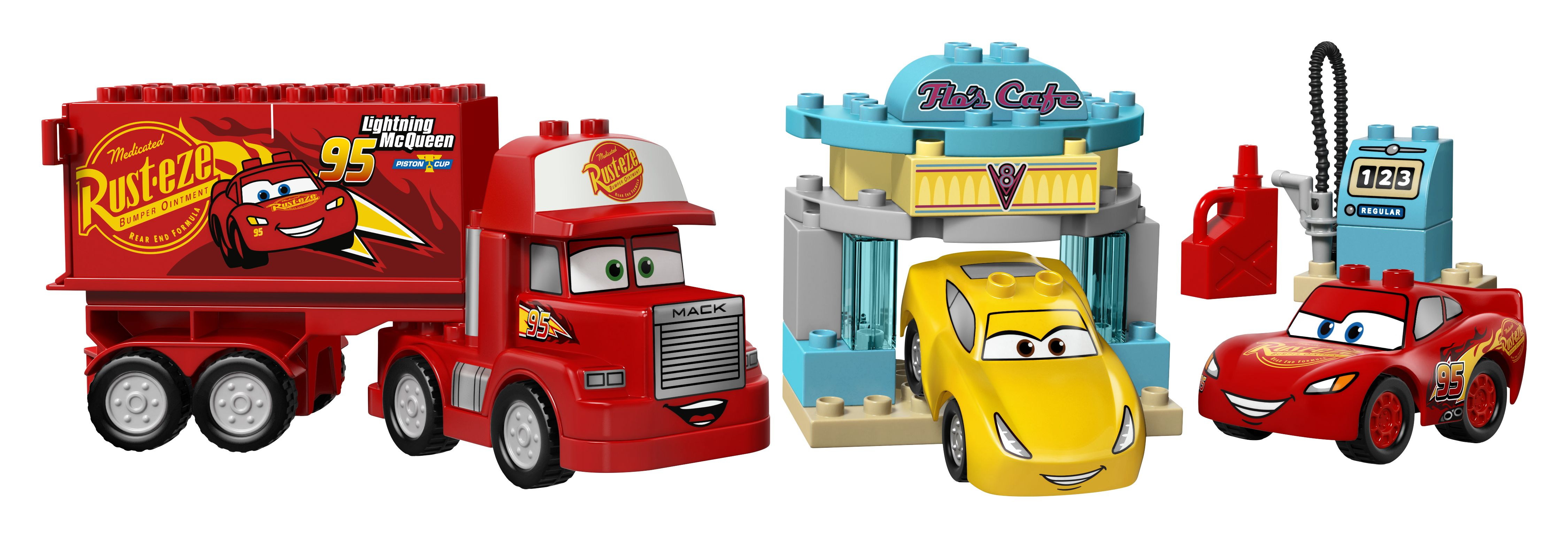 "LEGO Announces ""Cars 3"" Duplo and Lego Juniors Sets"