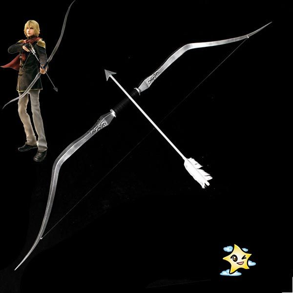 anime bow and arrow | Final Fantasy Weapon Trey bow and ...