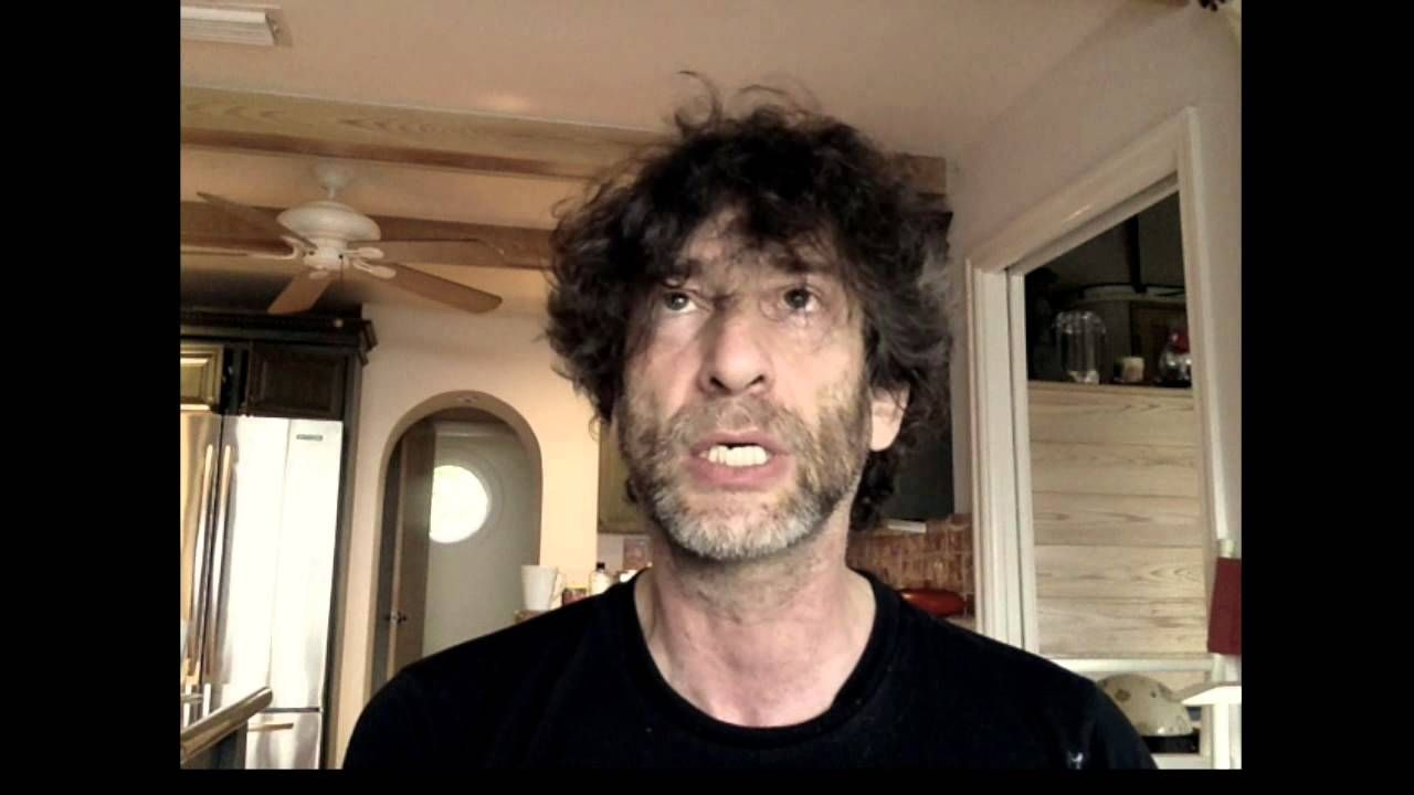 Neil Gaiman reads Green Eggs and Ham. You're welcome.
