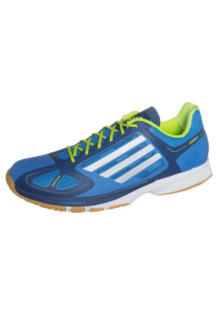 on sale bda93 d9a88 adidas Performance adiZERO FEATHER PRO - Handballschuh - solar bluerunning  white - Zalando.