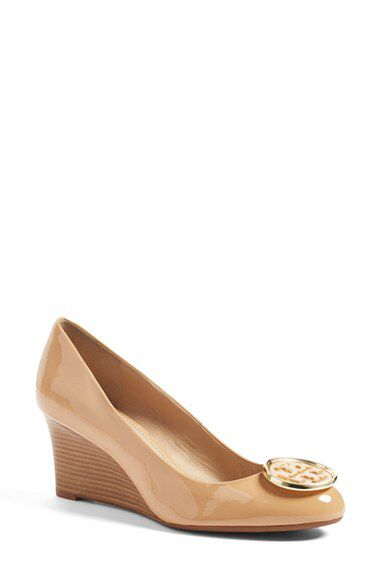 05dbedc9b47d Tory Burch Tory Burch  Twiggie  Medallion Wedge (Women) available at   Nordstrom