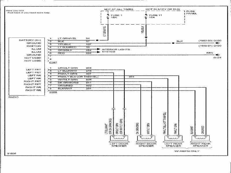 Wiring Diagram For 1991 Ford E350 Only Readingrat Wiring Forums Ford Ranger Ford Explorer Ford F150