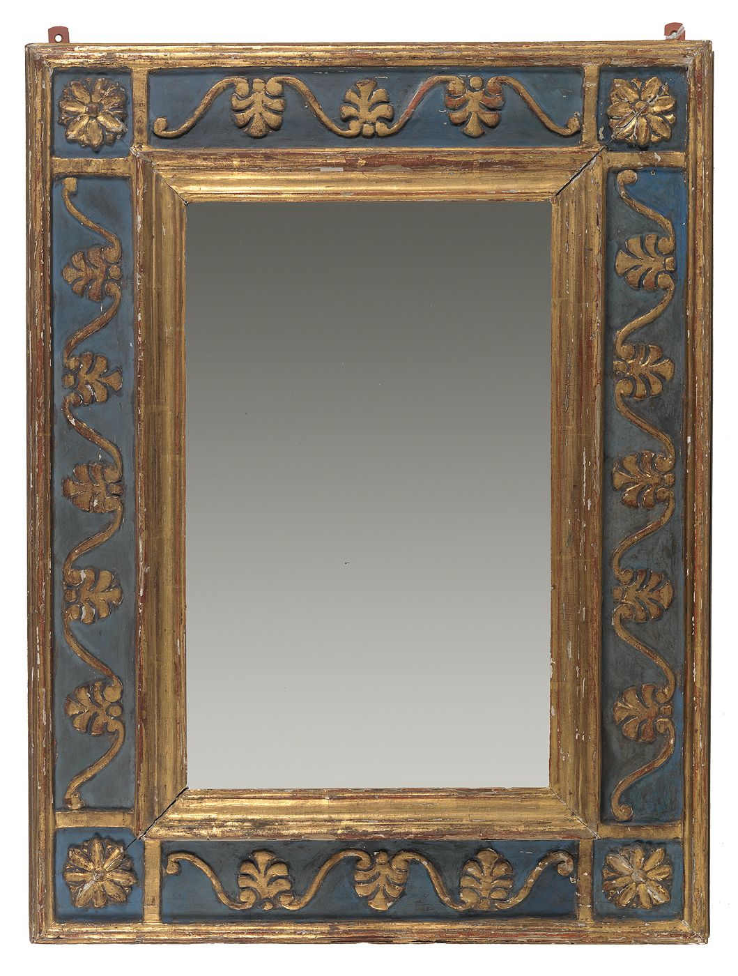 Mirror Frame by Charles Prendergast ca. 1907-1912 at Williams College  Museum of Art