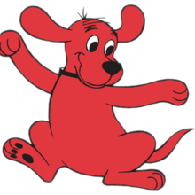 Clifford Howard Clifford The Big Red Dog Wiki Fandom In 2021 Dog Clip Art Cartoon People Free Clip Art